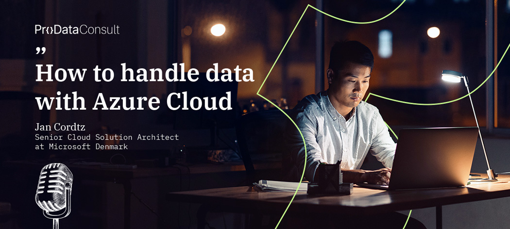 Learn how to handle data with Azure Cloud
