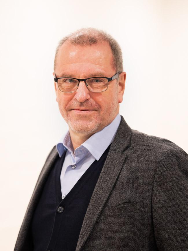 Jens Olesen Lund portrait